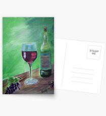 Finger Lakes Wine Postcards