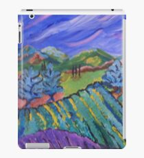 Vineyard Valley iPad Case/Skin