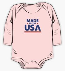 Made in the USA One Piece - Long Sleeve
