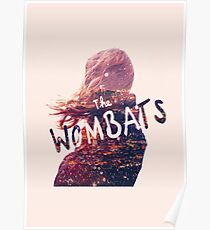 The Wombats Poster