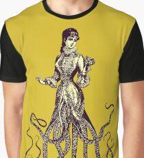 Lady Catherine Thulhu  Graphic T-Shirt