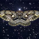 Brahmin Moth 1 by jenithea