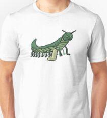 Broken Leg Caterpillar T-Shirt