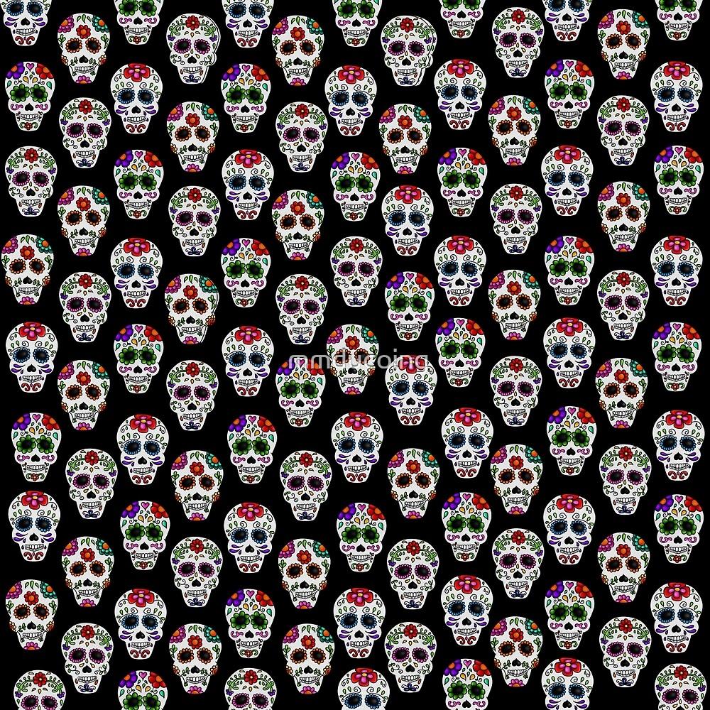 Calaveras Mexicanas De Martha Calacas De Mmducoing Redbubble