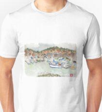 Brickyard Cove Marina, Richmond, CA Unisex T-Shirt