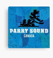 Parry Sound Canvas Print