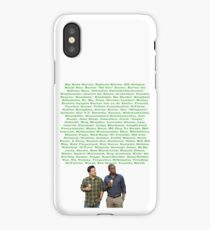 """Gus """"Sillypants"""" Jackson iPhone Case"""