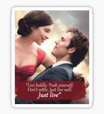 Me before you Sticker