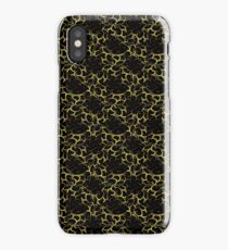 Abstract Alien Pattern  iPhone Case/Skin