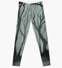 Forest in the Fog Leggings