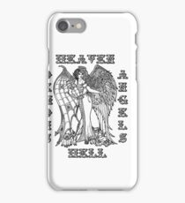 The Battle Within iPhone Case/Skin