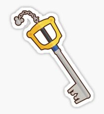 Kingdom Key Sticker