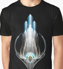 Ice Vision Of The Imperial View Graphic T-Shirt