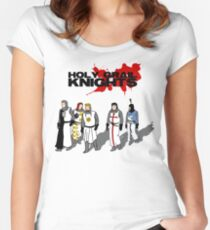 Holy Grail Knights Women's Fitted Scoop T-Shirt
