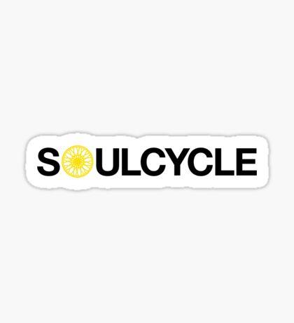 Soul Cycle Sticker