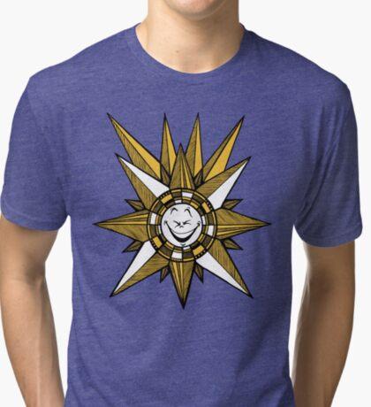 Funny Sun Tri-blend T-Shirt