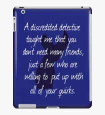 Detective, Detective iPad Case/Skin
