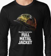 Stanley Kubrick's Full Metal Jacket | Black T-Shirt