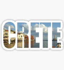 Crete Sticker