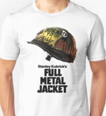 Stanley Kubrick's Full Metal Jacket T-Shirt