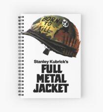 Stanley Kubricks Full Metal Jacket Spiralblock