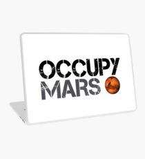 Occupy Mars - Space Planet - SpaceX Laptop Skin