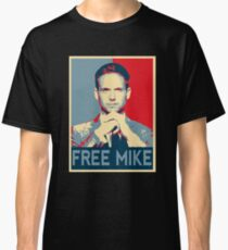 Free Mike - Suits Classic T-Shirt