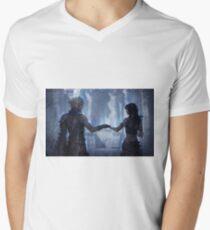 Cloud Strife and Tifa Lockhart T-Shirt