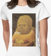 Y Tho Women's Fitted T-Shirt