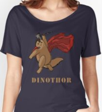 Dinothor Women's Relaxed Fit T-Shirt