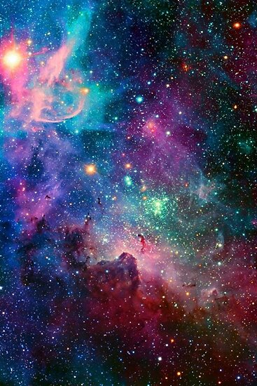 Quot Galaxy Space Aesthetic Quot Poster By Connorpeat Redbubble
