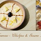 Houmous - Chickpea & Sesame Dip by Kasia-D
