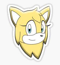 Zooey Sticker Sticker