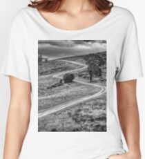 Little House on the Hill Women's Relaxed Fit T-Shirt