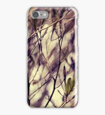 Patterns in my Winter Garden iPhone Case/Skin