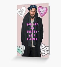 Jason Momoa Greeting Card