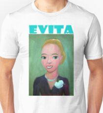 Evita Perón by Diego Manuel T-Shirt