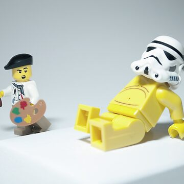 Lego Modern Art by StewNor