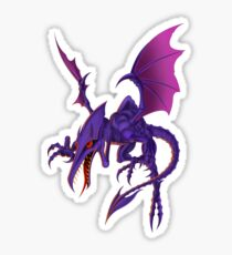 Super  Metroid Ridley © XERACX Sticker