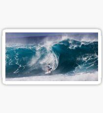 Pipeline Surfer 10 Sticker