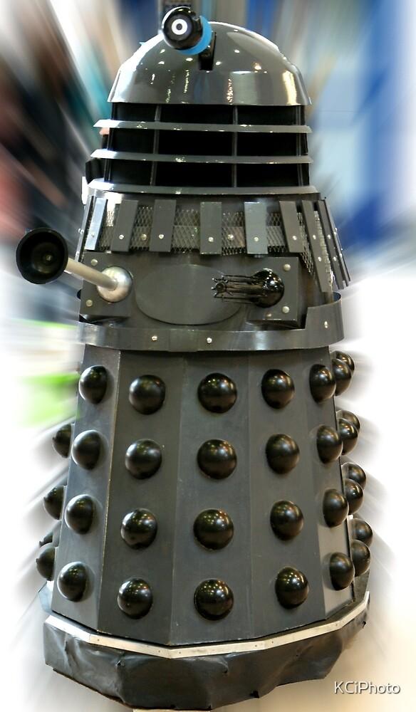 The Dalek by KCiPhoto