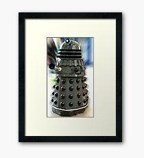 The Dalek Framed Print
