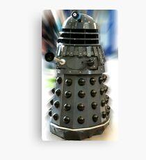 The Dalek Canvas Print