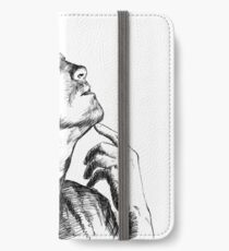 Andrew Scott scribble iPhone Wallet/Case/Skin