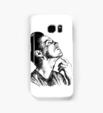 Andrew Scott Scribble Samsung Galaxy Case/Skin