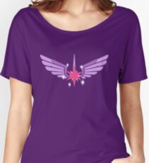 Princess Twilight Symbol Women's Relaxed Fit T-Shirt