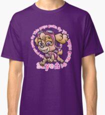 Flying Pup Classic T-Shirt