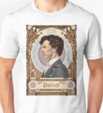 Sherlock Art Nouveau T-Shirt
