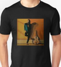 Chris Whitley painting T-Shirt