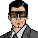 Archer & The Danger Zone Sunglasses by bananana